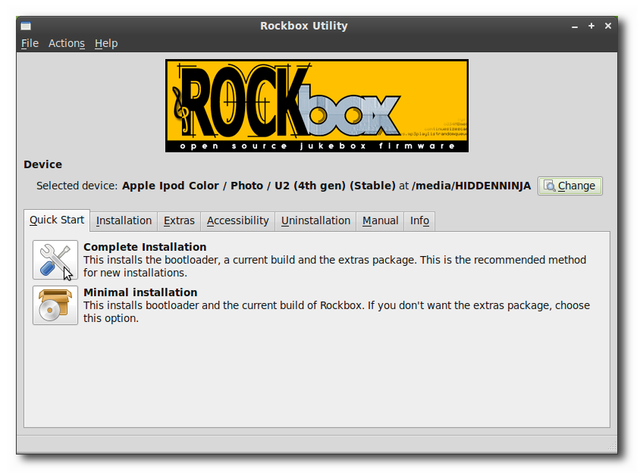 Upgrade Your old iPod with Rockbox
