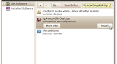 Record Screen Activity in Ubuntu with RecordMyDesktop