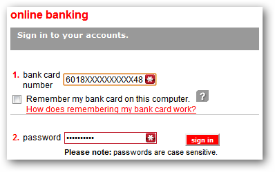 Keep Those Hard to Remember Card Numbers Available and Secure with ...