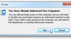 Beginner: Deauthorize All Computers Associated with Your iTunes Account