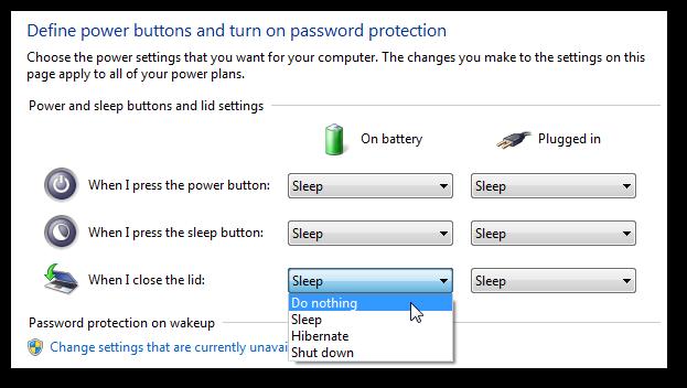 Beginner Geek: Change What Windows Does When You Shut Your ...
