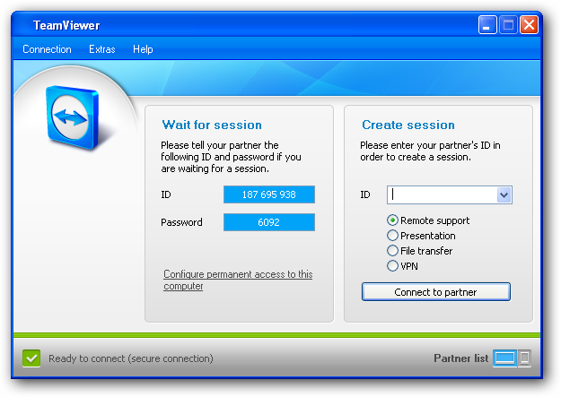 TeamViewer#39;s website will