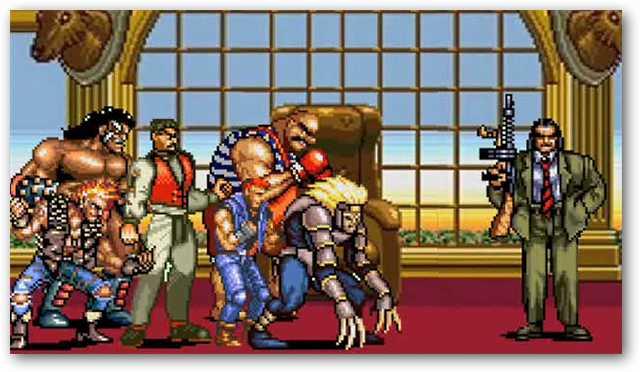 video-game-bosses