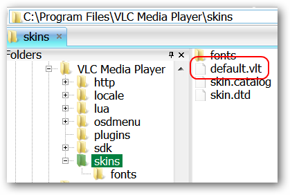 vlc latest skins downloads free
