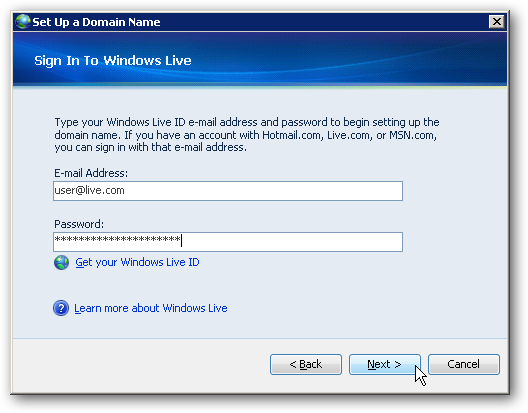 how to set up remote server access windows 8