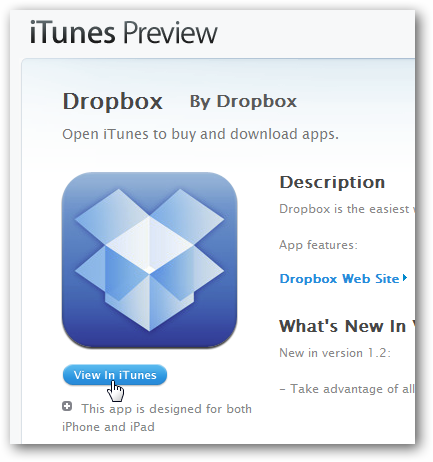dropbox download iphone 7