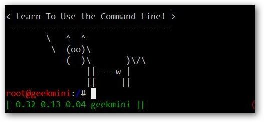 command-line-primer