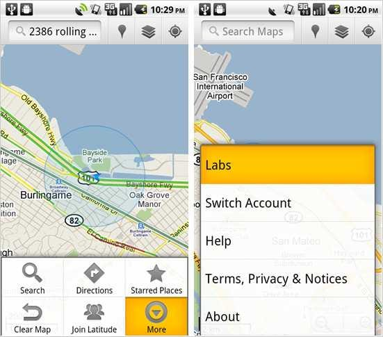 Enable Google Maps Labs on Your Android Phone to Get Extra ... on google map content, google map errors, google map floor plans, google map wireframe, google map history, google map 360 view, google map coverage, google map food, google map styles, google map tools, google map examples, google map people, google map contact, google map weather, google map funnies, google map colors, google map 1998,