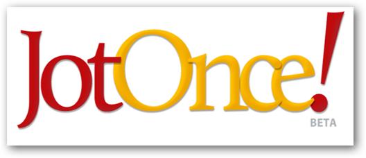 jot-once