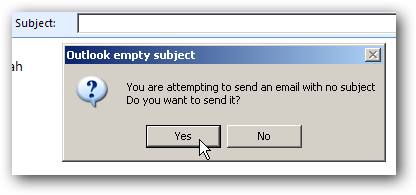 how to stop outlook rejecting atatchments
