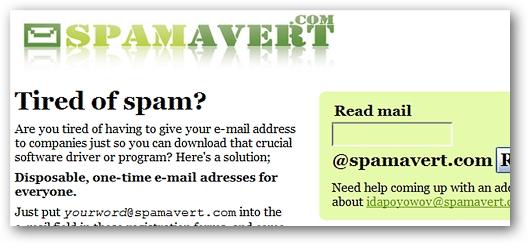 spam-avert