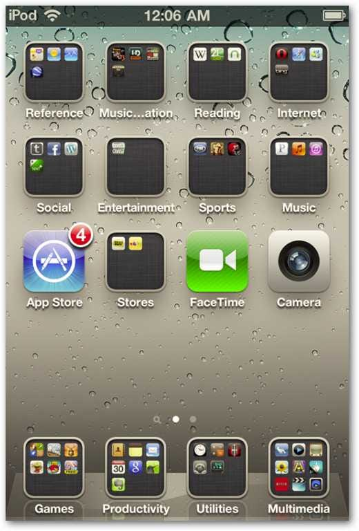 how to download apps onto ipod touch from computer