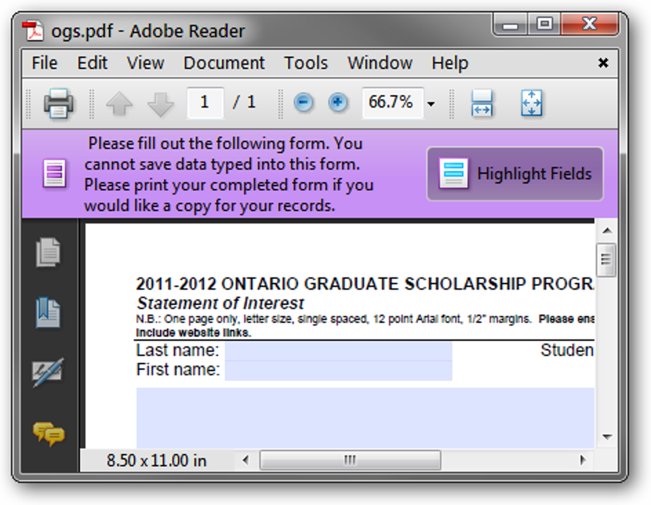 How To Save Fillable Form Data In Pdfs