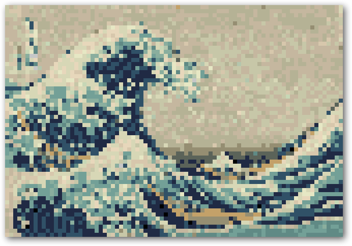 Create Cool 8-Bit Style Pixel Art from Ordinary Images
