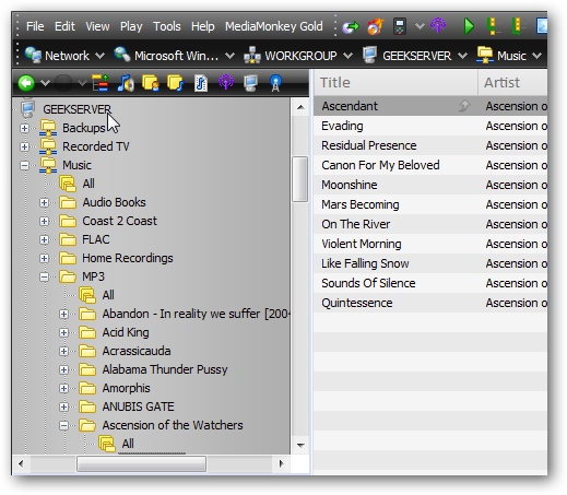 Manage Your iPod with MediaMonkey as an Alternative to