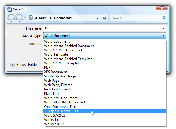Convert word documents to epub format for your ereader or ibooks sshot 2010 09 06 19 03 19 pronofoot35fo Image collections