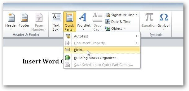 How to use field codes in ms word to create word counts sshot 2010 09 21 17 58 29 spiritdancerdesigns Images