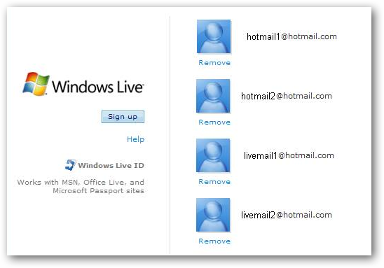 Windows live sign in helper disable update version windows