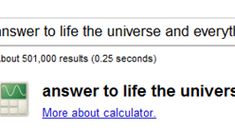 Today is 10/10/10 – the Answer to Life, the Universe, and Everything