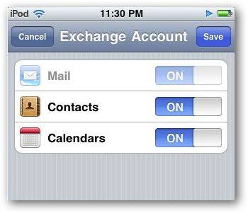 how to get hotmail contacts on iphone