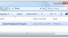 How to View Images in PPTX, DOCX, or XLSX Files without Office Installed