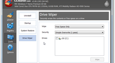 CCleaner 3.0 Adds HTML5 Cookie Cleaning, Drive Wiping and 64-bit Support