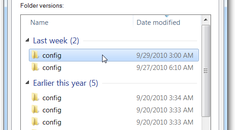How to Restore Previous Versions of the Registry in Windows 7
