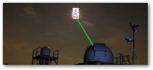 shooting-java-with-a-laser