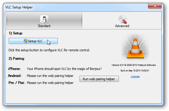 Use Your iPhone or iPod Touch as a Remote Control for VLC