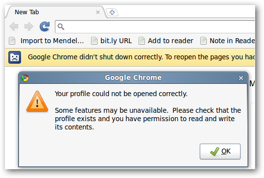 Recover Most of Your Google Chrome Profile After a Crash in