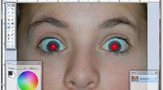 Use Paint.NET to Remove Red Eye From Flash Photography