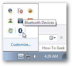 System Tray Icon