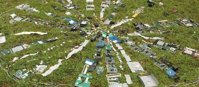 computer graveyard mandala