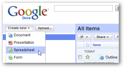 How to Quickly Create New Google Documents with a Shortcut or Hotkey