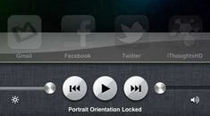 How to Lock the Screen Orientation on Your iPad (with iOS 4.2)