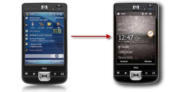 Updating windows mobile 6 dating irish men