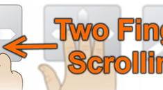 How To Enable Macbook-Style Two Finger Scrolling on Windows Laptops