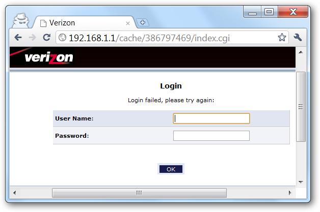 Image result for router login