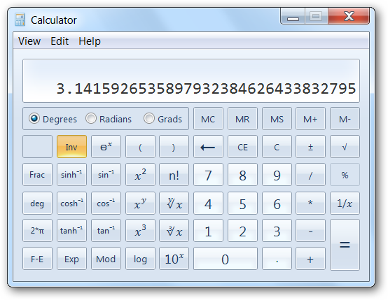 do you know about these windows calculator easter eggs