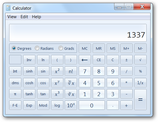 Do You Know About These Windows Calculator Easter Eggs?
