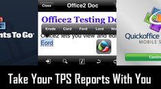 What is the Best Office App for my iPhone or iPod Touch?