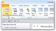 Quick Tip: Setup and Cancel Appointments in Outlook 2010