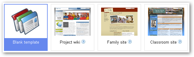 How to create a wiki without any technical know how using google sites create your wiki pronofoot35fo Gallery