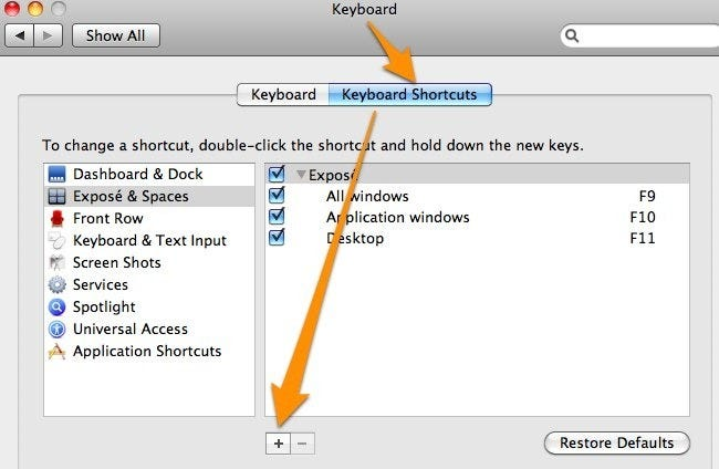 how to close the tab using keyboard