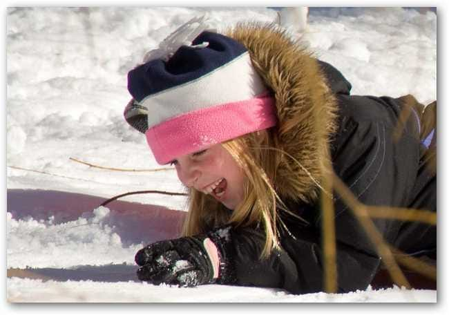 laughter-in-the-snow
