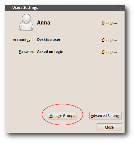 managing user accounts in linux essay This section describes the various components of a user account user names,  also called  a group is traditionally known as a unix group each group must.