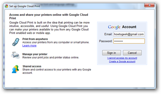 Google chat gmail android account