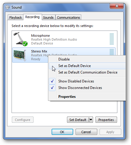 """42f9249dad4 How to Enable """"Stereo Mix"""" in Windows and Record Audio from Your PC"""