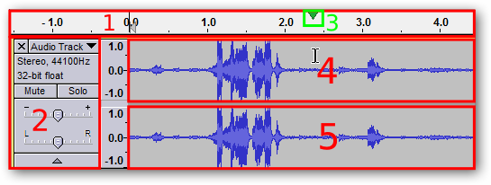 audacity how to get playback speed the same