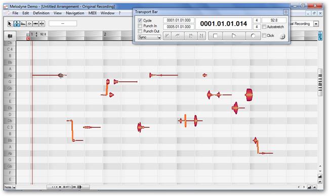 14-no pitch modulation